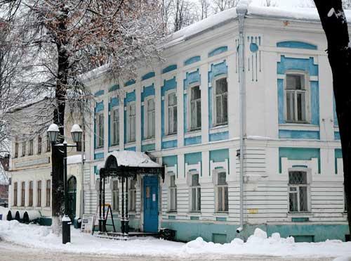 Городецкий краеведческий музей (Дом купца Облаева)