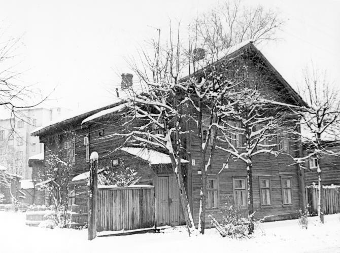 Дом на Сенной местожительство Петра НиколаевичаТретьякова