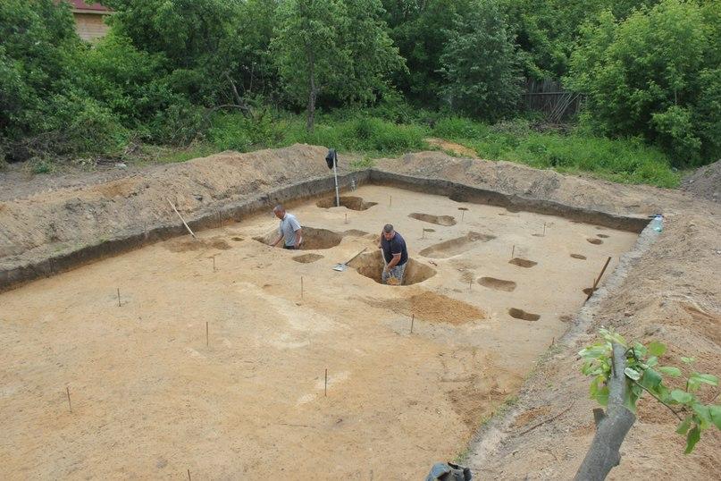 Определение границ объектов Культурного наследия (памятники археологии)