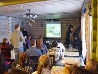 На II семинаре Археология Нижегородского Поволжья и сопредельных территорий