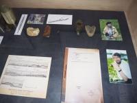 Часть экспозиции музея в селе Унорож