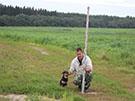 Археологическое наблюдение (надзор) за производством земляных работ